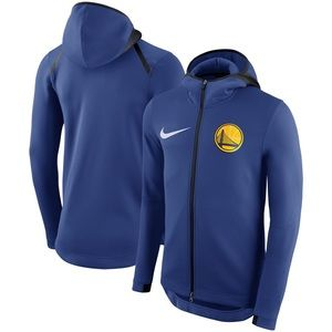 Golden State Warriors Therma Flex Full-zip Hoodie